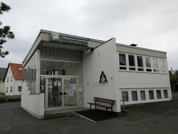 Bürgerhaus Oppenrod Front