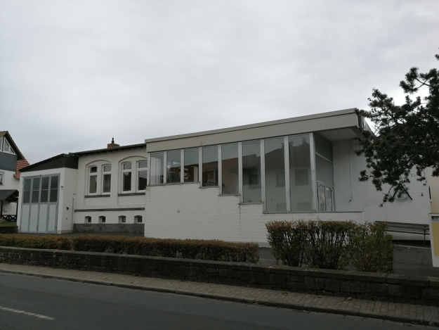 Bürgerhaus Oppenrod Seite