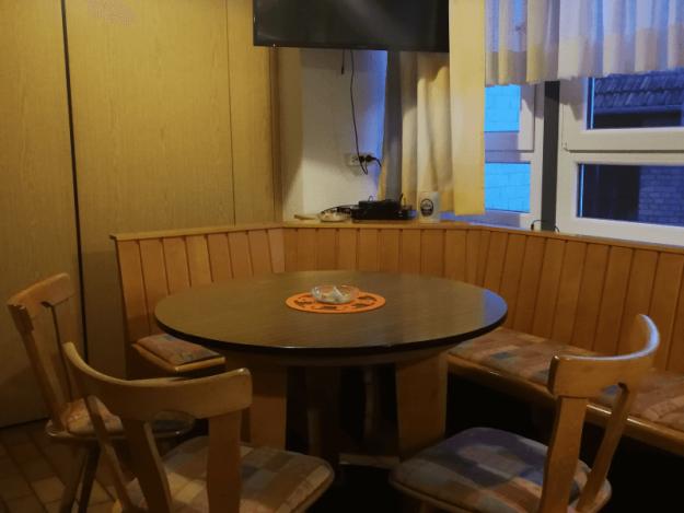 Sitzecke Gastraum