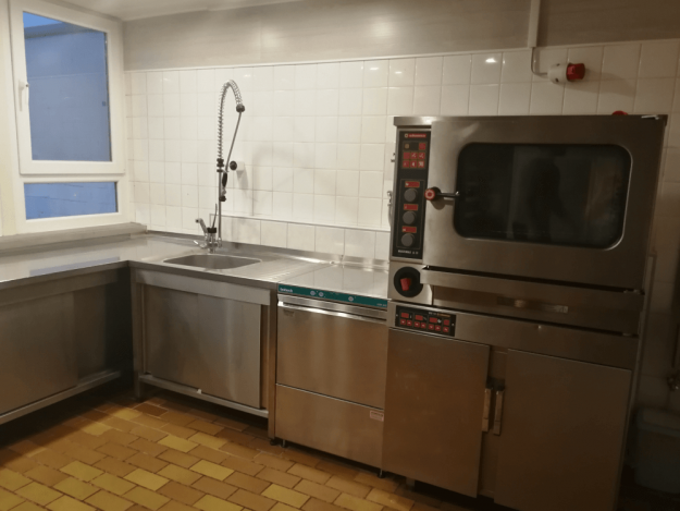 Kücheneinrichtung